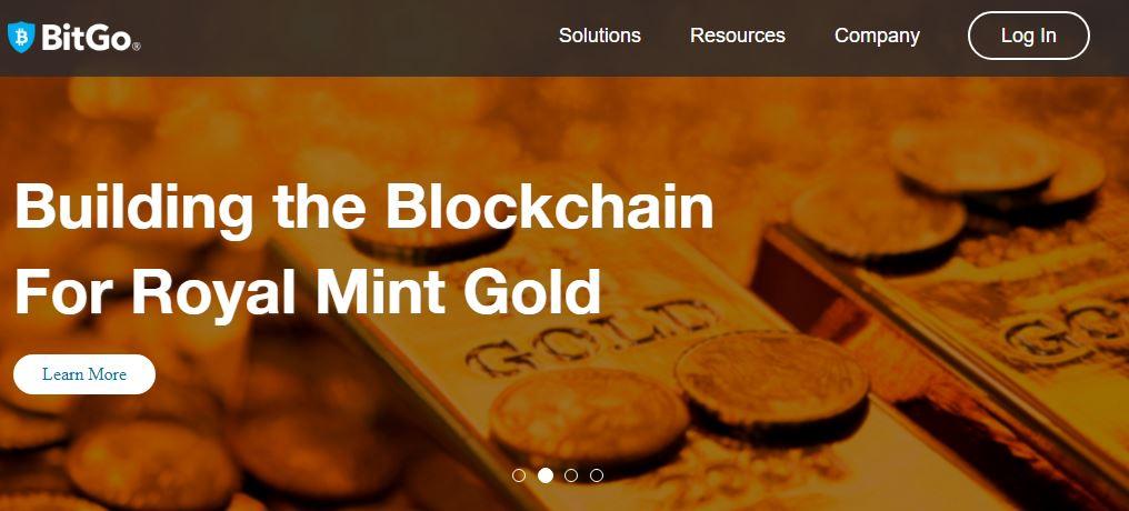 BitGO online bitcoin wallet