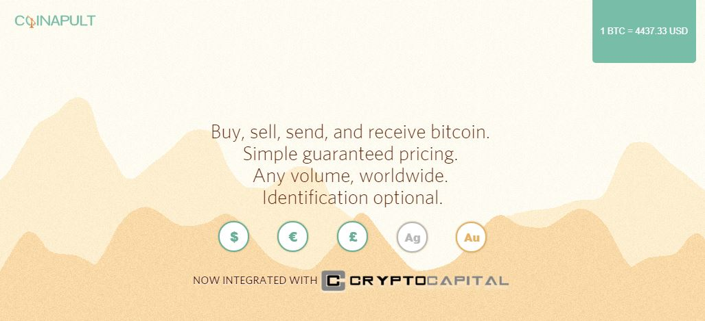 Buy, sell, send, and receive bitcoin