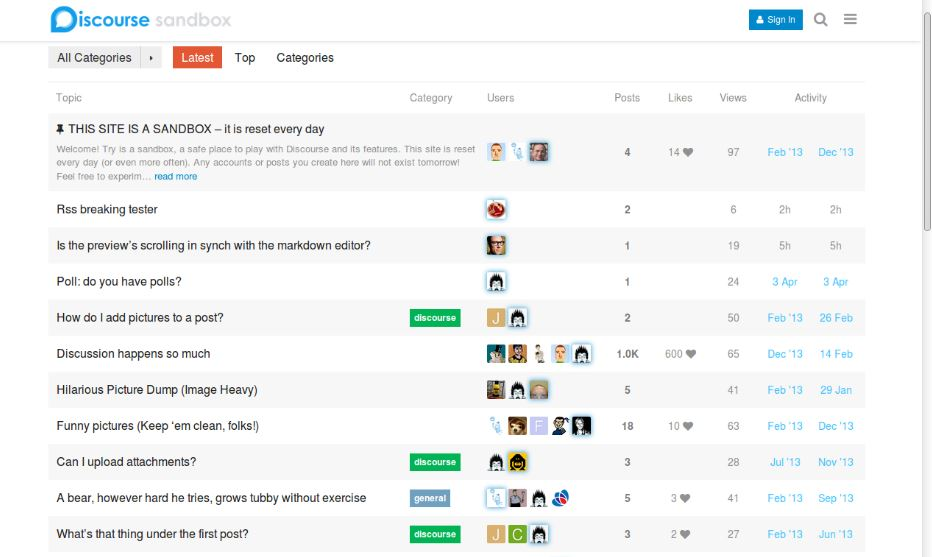 11 Best Open source Forum Software for free Online Discussion