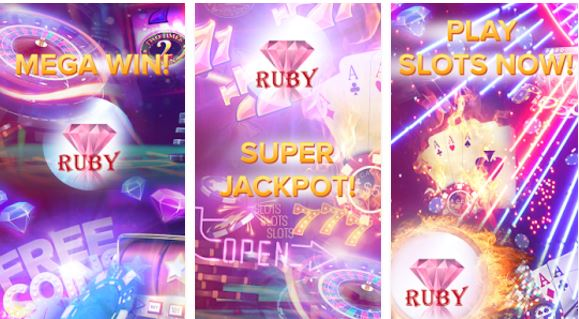 Fortune Ruby Mobile Casino app