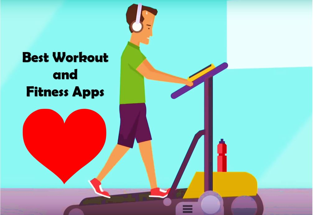 Free Best Workout Apps For Men and Women work on Android and iPhone ios