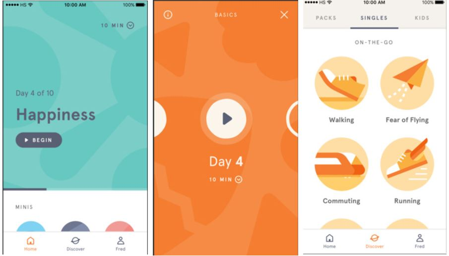 Headspace Best Meditation Apps
