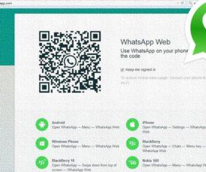How to Use WhatsApp Web Login on PC