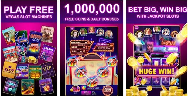 Jackpot Magic Slots Vegas Casino & Slot Machines mobile casino apps