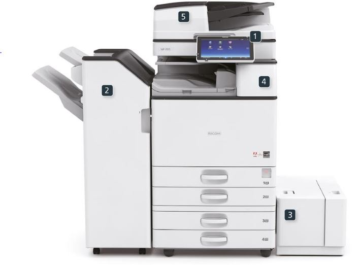 Ricoh B&W A3 Multifunctional Printers Series launched by Ricoh