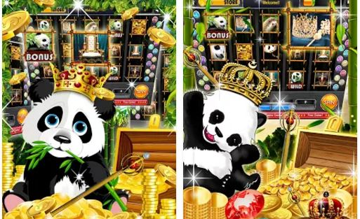 Royal Panda Slots – Free casino mobile app for android