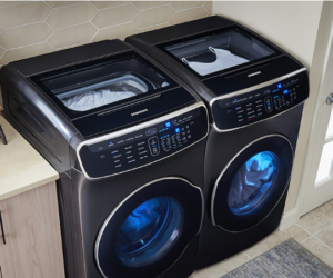 Samsung Launches FlexWash IoT-enabled Washing Machine