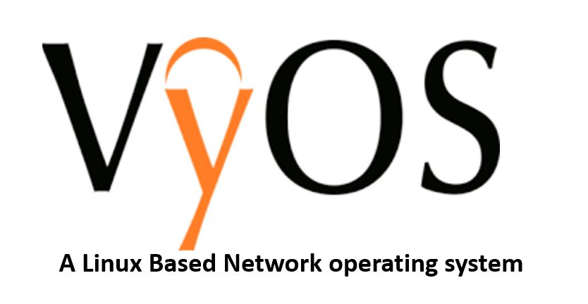 VyOS open source network operating system
