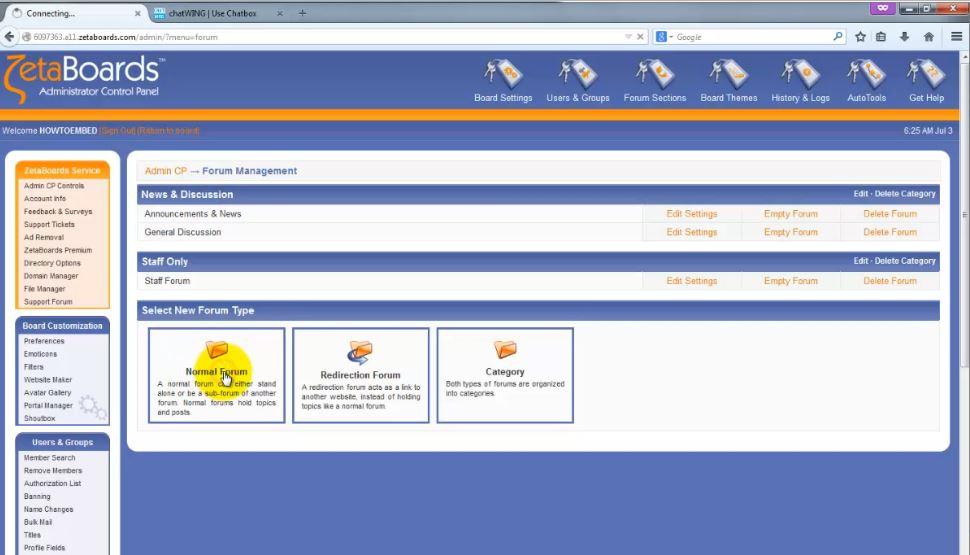 ZetaBoards A Free hosted Forum Platform