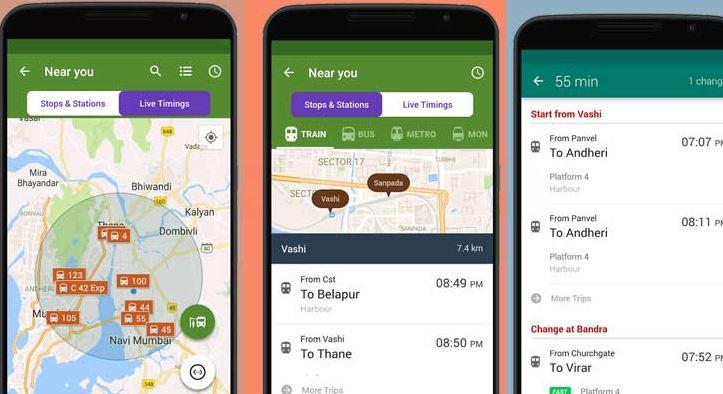 Zophop app commute through coty in easier way