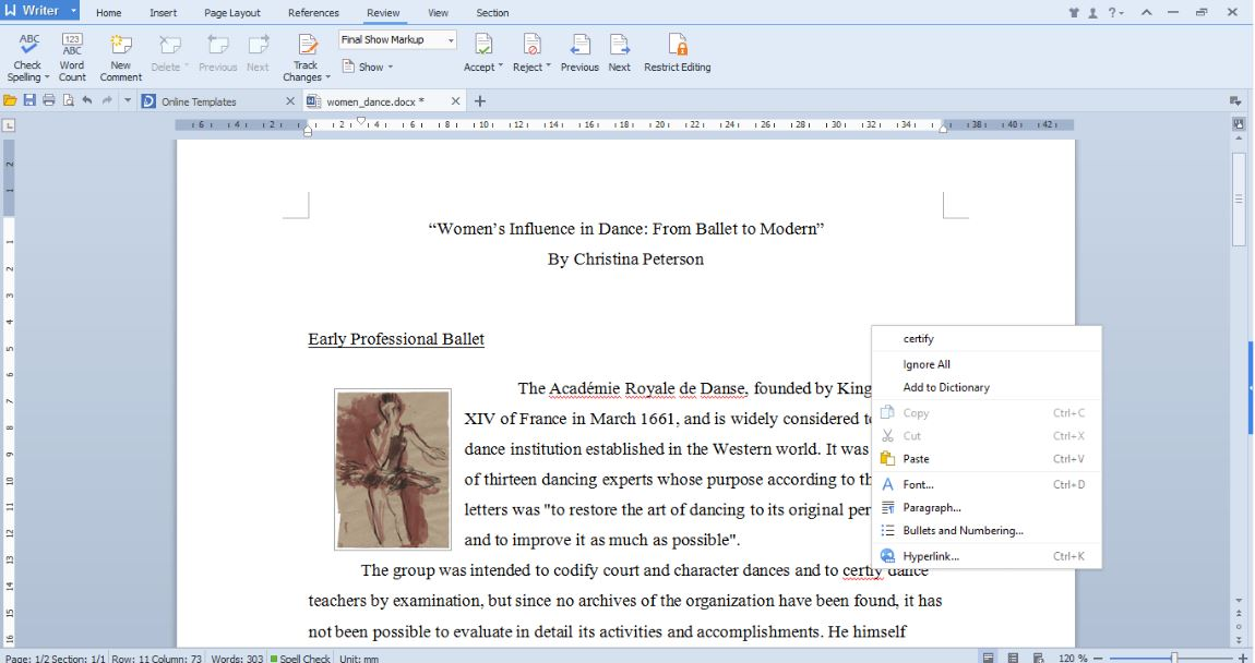 WPS free office - best opensource office suite for windows linux and Android
