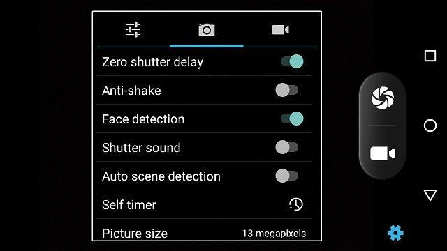 camera video review panasonic eluga A3 pro smartphone