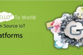 Best Top Open source IoT Platforms To Develop the IOT Projects
