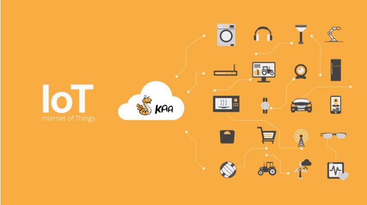 Kaa IOT internet of things platform cloud support