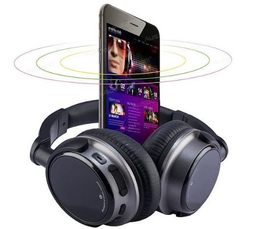Sound One QY-V6BTL Bluetooth headphones