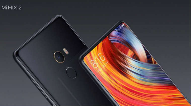 Xiaomi MI Mix 2 smartphone launched in China