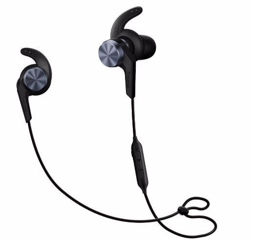 1more launches ibfree bluetooth in ear headphones with microphone and. Black Bedroom Furniture Sets. Home Design Ideas
