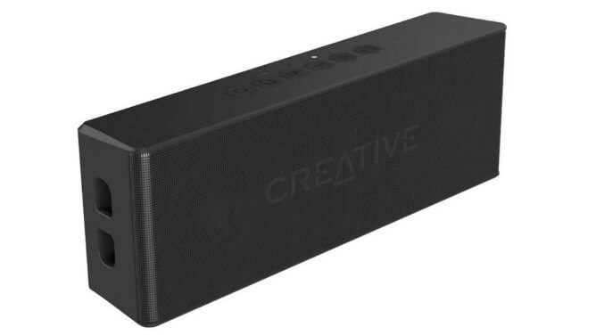 Creative Nuno Micro bluetooth speaker