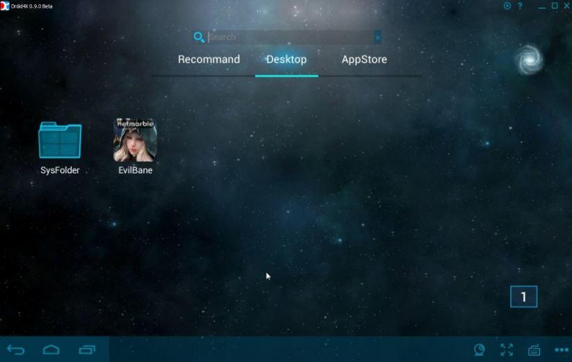 Droid4X best android emulators