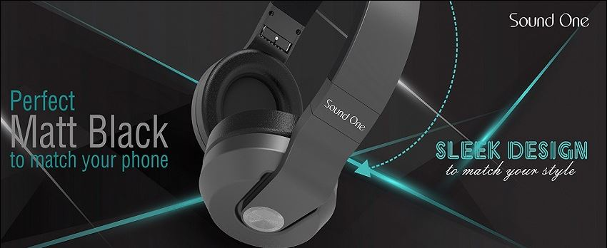 Headphones V8 from Sound One