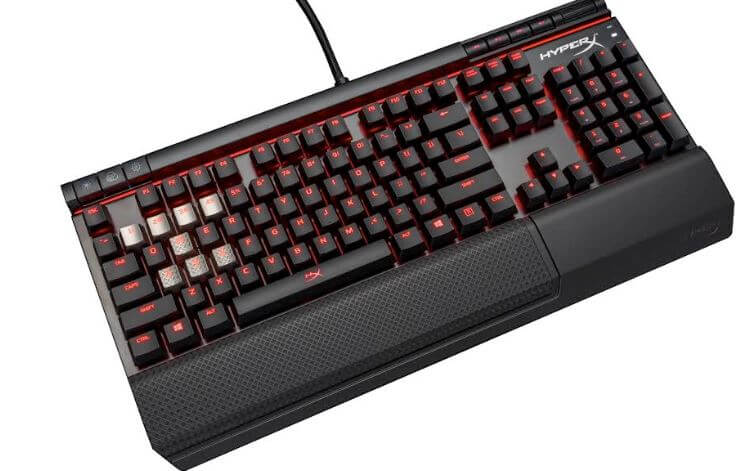 Hyper Alloy Elite Mechanical Gaming Keyboards