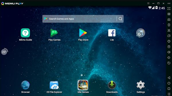 MEmu Free Android Emulator for Windows and MAC