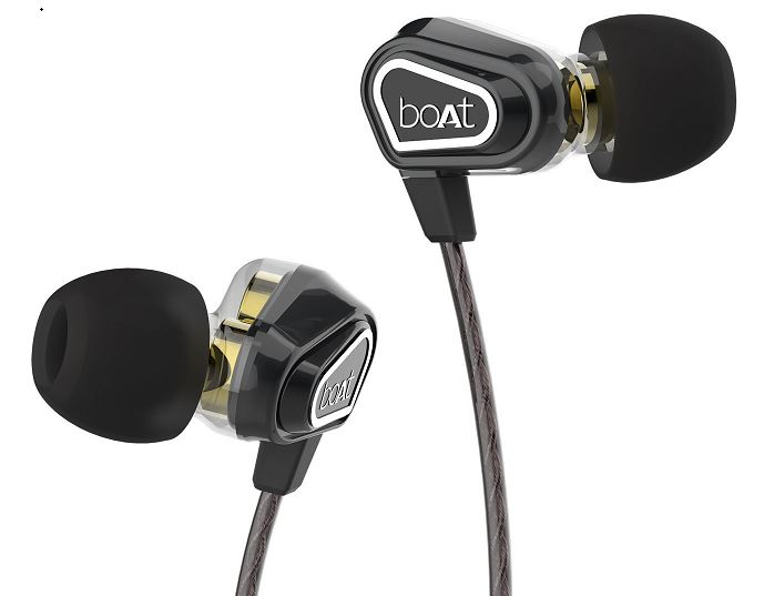 Nirvanaa Duo Dual Drivers earphones