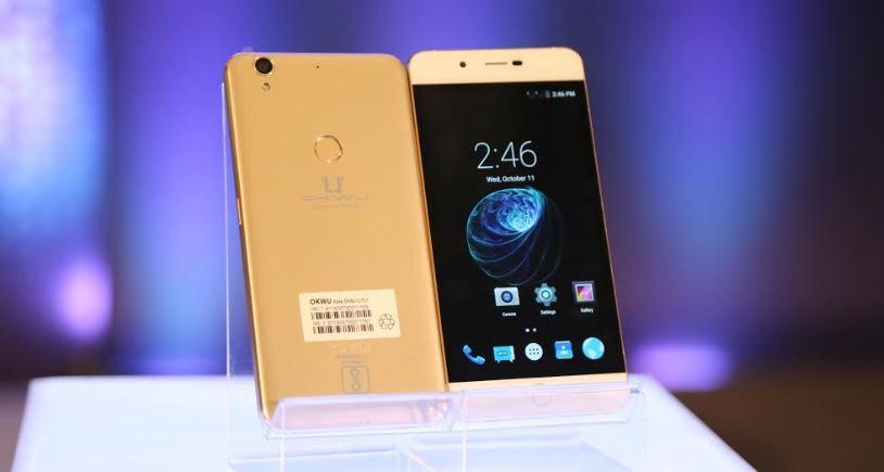 OKWU YU FLY smartphone