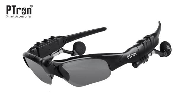 PTron unveils 'Viki' Bluetooth sunglasses