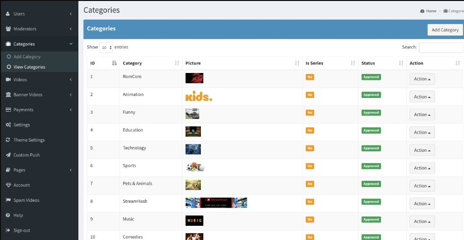8 Free & Best Open source Video Streaming Servers Software | H2S Media