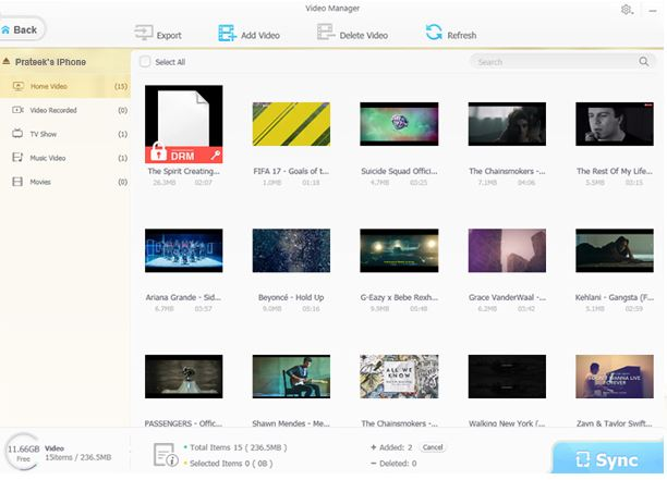 WInX Mediatrans review video manager