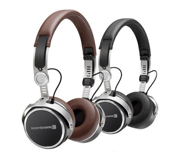 beyerdynamic Aventho wireless with innovative touch control and app