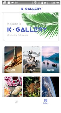 K Gallery panasonic wallpaper