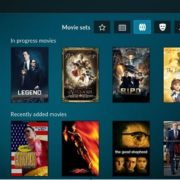 Kodi Open Source Home Theater Software