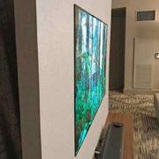 LG OLED TV paper thin tv technology