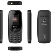 M-tech G24 featured handset mobile phone with camera and torch