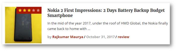 Nokia 2 smartphone camera review