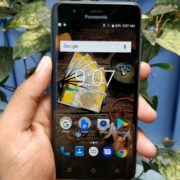 Panasonic Eluga A4 Review