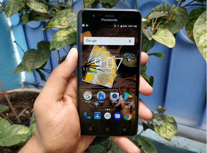 Panasonic Eluga A4 Review 5000 mAh Battery Smartphone