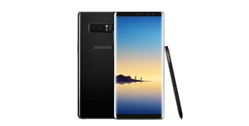 Samsung Unveils Business-First Galaxy Note8 Enterprise Edition