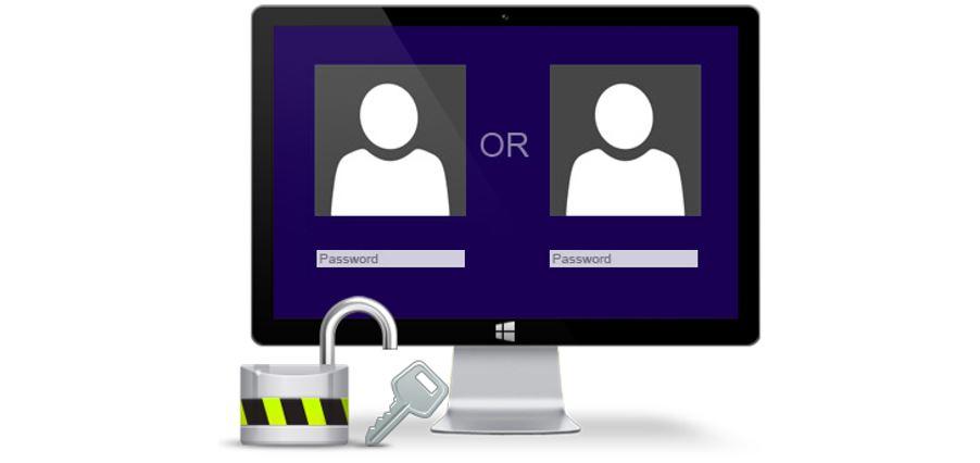 Unlock Windows Laptop with Windows password recovery tool