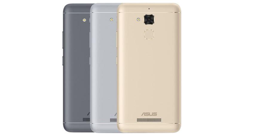 Zenfone 3 Max 5.2 (ZC520TL)