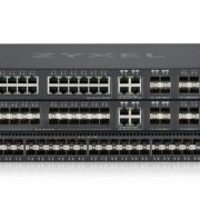 Zyxel Launches Gigabit Layer-3 Fiber Switch XGS4600-52F