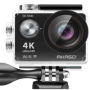 AKASO EK7000 Wi-Fi Ultra HD Waterproof Sports Action Camera