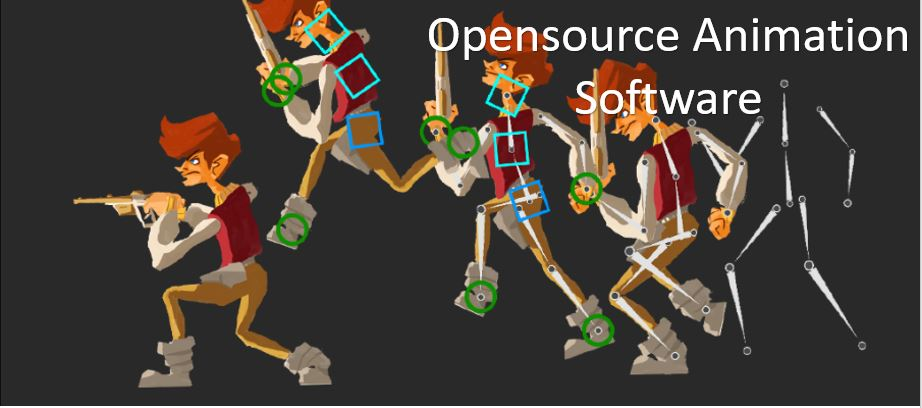 Best 2D & 3D Open source Animation Software