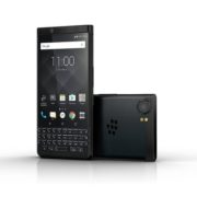 Blackberry Keyone Black Android smartphone mobile
