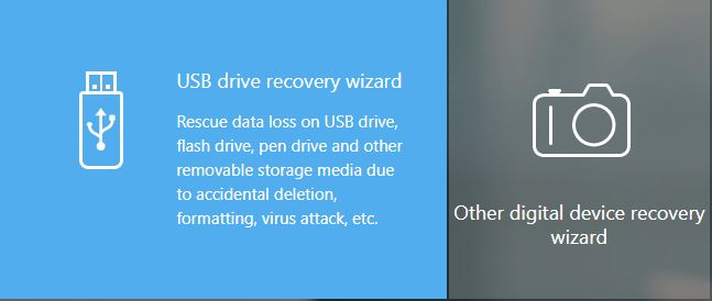 EEaseUS Data Recovery Wizard Free 11.8 Software USB drive recovery wizard
