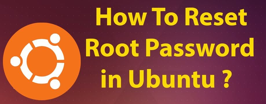 How to reset lost root password on Ubuntu 17.04