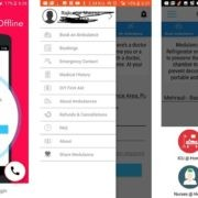 Medulance App Review Book Your Ambulance online using Smartphone