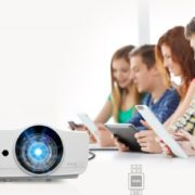 Optoma bright 4000 lumens projector